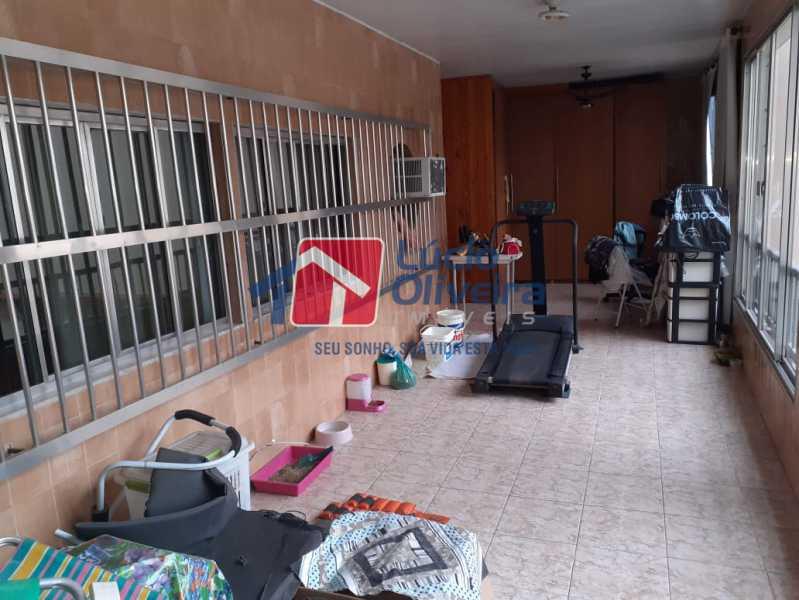 15 varanda segundo piso. - Casa à venda Avenida São Félix,Vista Alegre, Rio de Janeiro - R$ 990.000 - VPCA30154 - 15