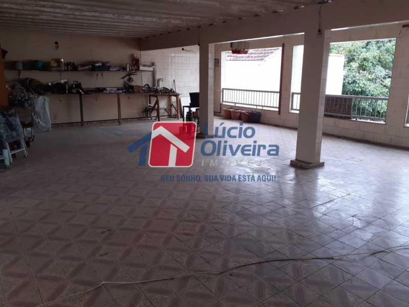 16 terraço. - Casa à venda Avenida São Félix,Vista Alegre, Rio de Janeiro - R$ 990.000 - VPCA30154 - 16