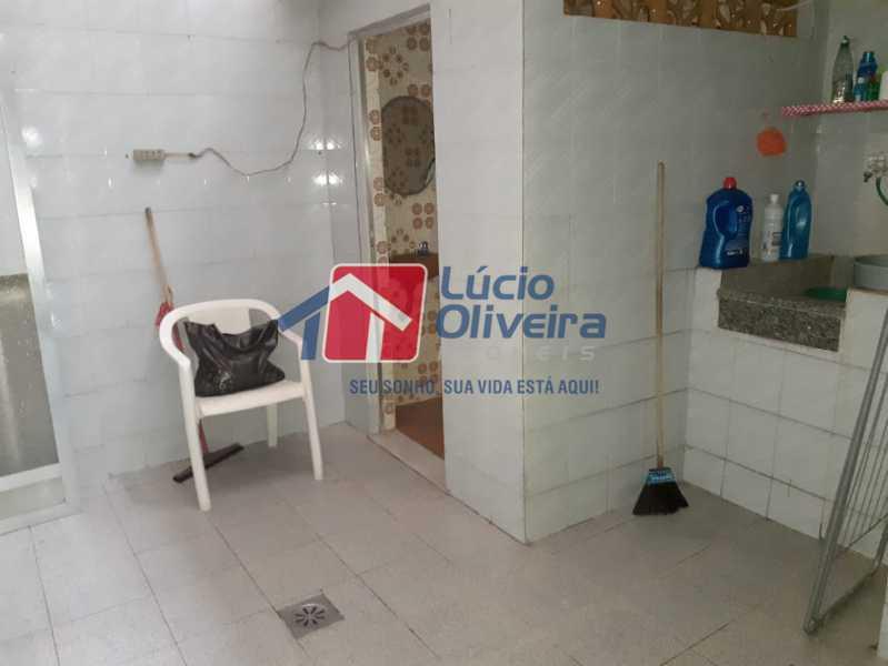 17 area. - Casa à venda Avenida São Félix,Vista Alegre, Rio de Janeiro - R$ 990.000 - VPCA30154 - 17