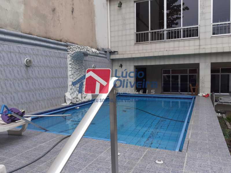 19 piscina. - Casa à venda Avenida São Félix,Vista Alegre, Rio de Janeiro - R$ 990.000 - VPCA30154 - 20