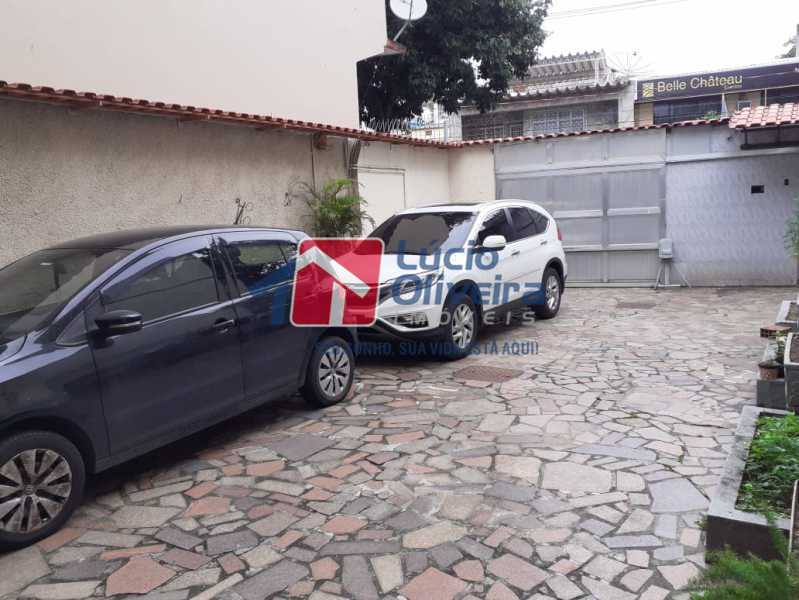 21 vaga garagem. - Casa à venda Avenida São Félix,Vista Alegre, Rio de Janeiro - R$ 990.000 - VPCA30154 - 22