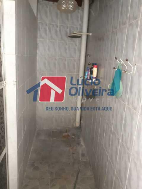 20 ducha piscina - Casa à venda Avenida São Félix,Vista Alegre, Rio de Janeiro - R$ 990.000 - VPCA30154 - 21