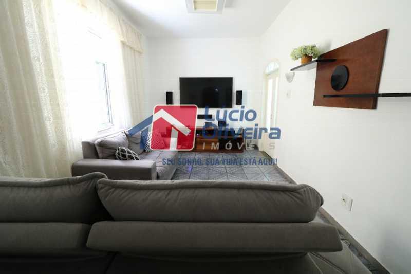 01- Sala - Casa À Venda - Irajá - Rio de Janeiro - RJ - VPCA30155 - 1