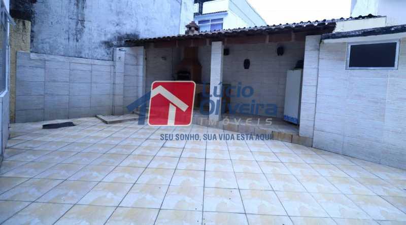 20- Churrasqueira - Casa À Venda - Irajá - Rio de Janeiro - RJ - VPCA30155 - 21