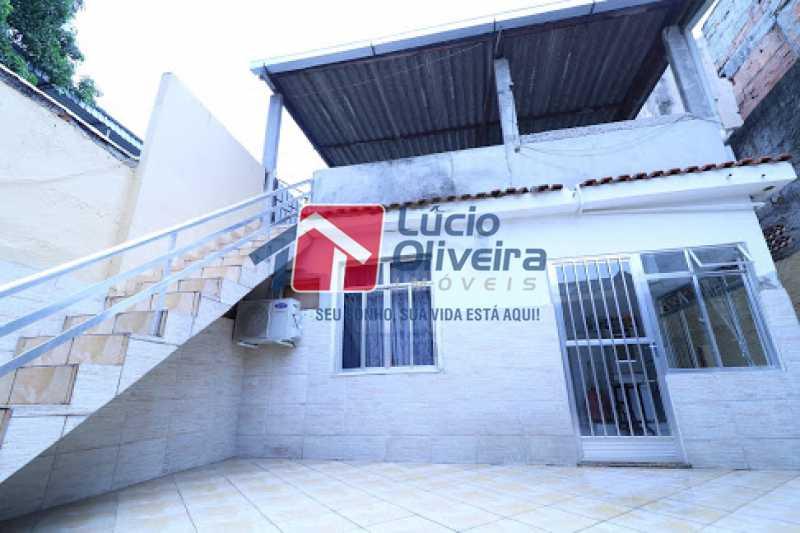 23- Area Exter. - Casa À Venda - Irajá - Rio de Janeiro - RJ - VPCA30155 - 24