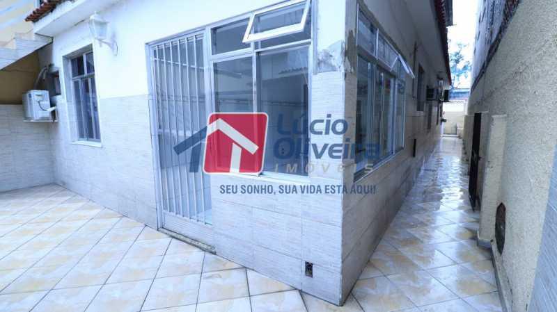25- Circulação - Casa À Venda - Irajá - Rio de Janeiro - RJ - VPCA30155 - 26