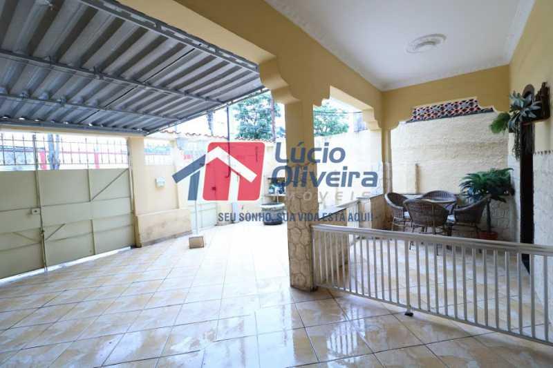 27 - Garagem - Casa À Venda - Irajá - Rio de Janeiro - RJ - VPCA30155 - 28