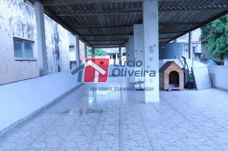 29- Terraço - Casa À Venda - Irajá - Rio de Janeiro - RJ - VPCA30155 - 30