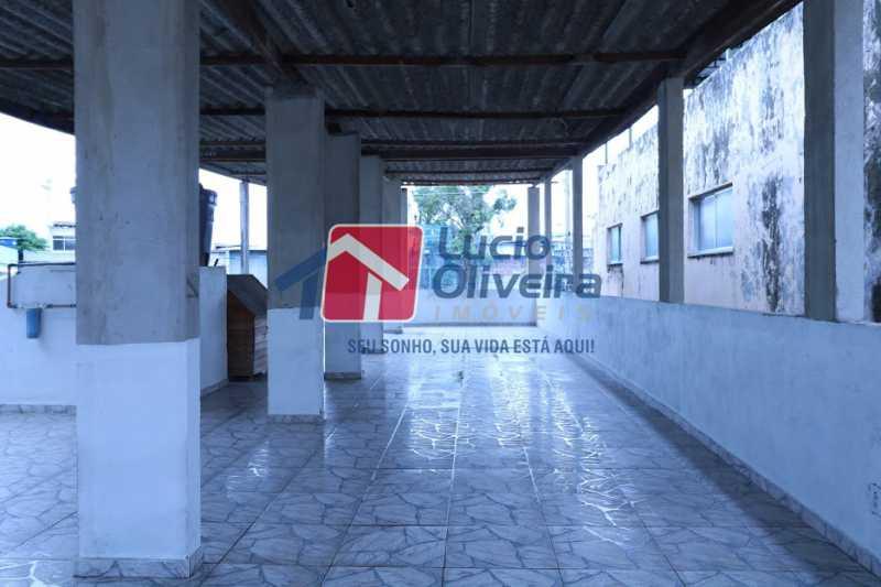 30- Terraço - Casa À Venda - Irajá - Rio de Janeiro - RJ - VPCA30155 - 31
