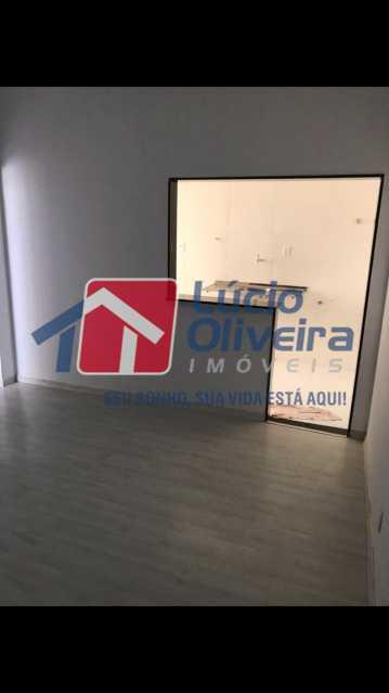 1 sala 2 - Cópia - Cópia - Apartamento à venda Campo São Cristóvão,São Cristóvão, Rio de Janeiro - R$ 175.000 - VPAP10129 - 1