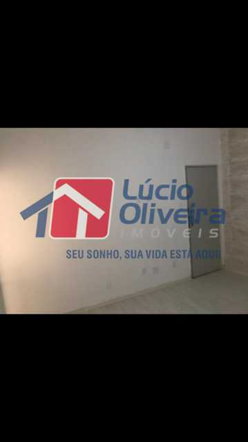 2 SALA - Apartamento à venda Campo São Cristóvão,São Cristóvão, Rio de Janeiro - R$ 175.000 - VPAP10129 - 6
