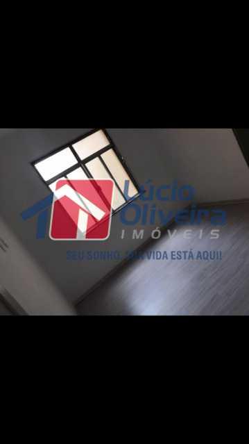 3 QUARTO - Apartamento à venda Campo São Cristóvão,São Cristóvão, Rio de Janeiro - R$ 175.000 - VPAP10129 - 7