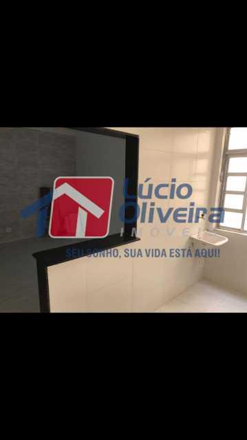 4 COZINHA - Apartamento à venda Campo São Cristóvão,São Cristóvão, Rio de Janeiro - R$ 175.000 - VPAP10129 - 8