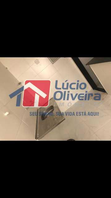 5 cozinha - Apartamento à venda Campo São Cristóvão,São Cristóvão, Rio de Janeiro - R$ 175.000 - VPAP10129 - 9
