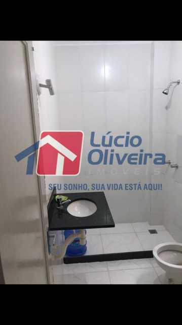 7 banheiro 2 - Apartamento à venda Campo São Cristóvão,São Cristóvão, Rio de Janeiro - R$ 175.000 - VPAP10129 - 11