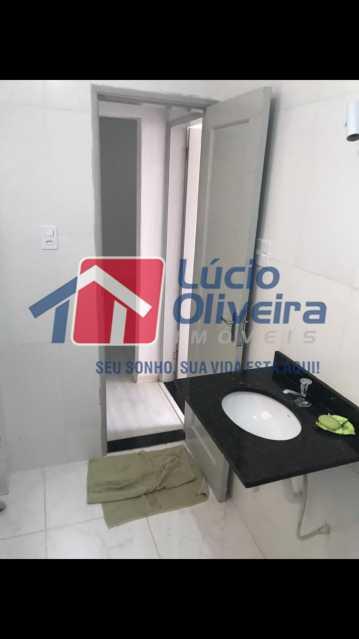 8 banheiro - Apartamento À Venda - São Cristóvão - Rio de Janeiro - RJ - VPAP10129 - 12