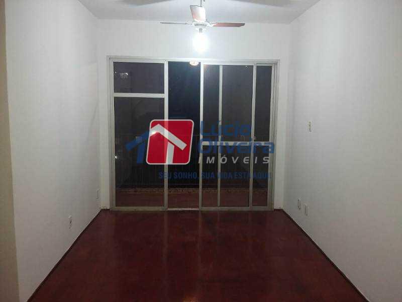 2 sala - Apartamento À Venda - Vaz Lobo - Rio de Janeiro - RJ - VPAP21165 - 1
