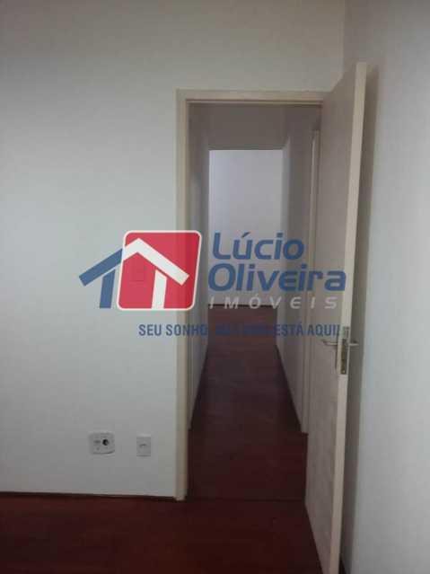 5 circulação - Apartamento À Venda - Vaz Lobo - Rio de Janeiro - RJ - VPAP21165 - 5