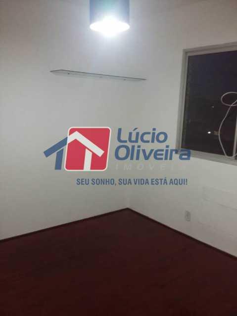 6 quarto 2 - Apartamento À Venda - Vaz Lobo - Rio de Janeiro - RJ - VPAP21165 - 7