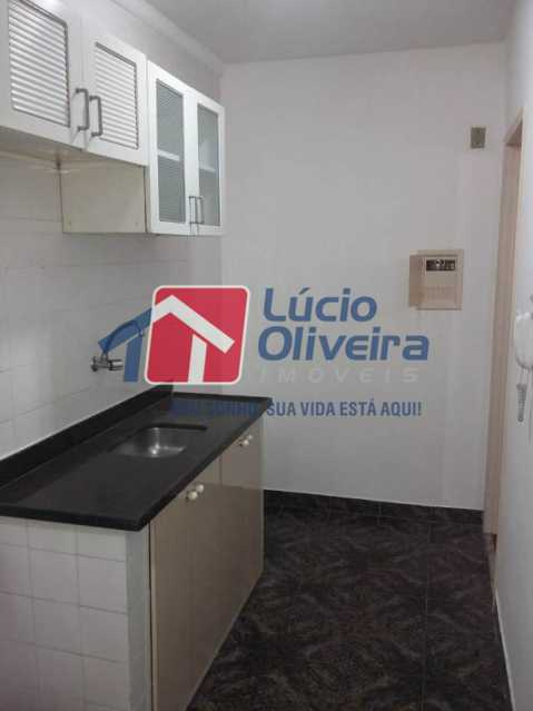 9 cozinha - Apartamento À Venda - Vaz Lobo - Rio de Janeiro - RJ - VPAP21165 - 10