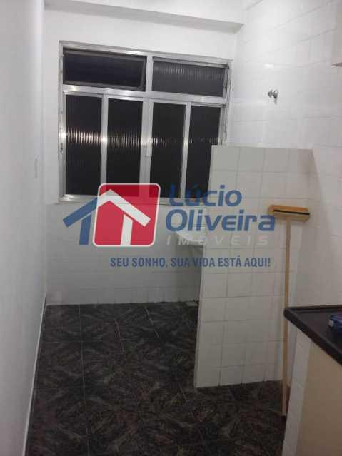 10 cozimha e área de serviço - Apartamento À Venda - Vaz Lobo - Rio de Janeiro - RJ - VPAP21165 - 11