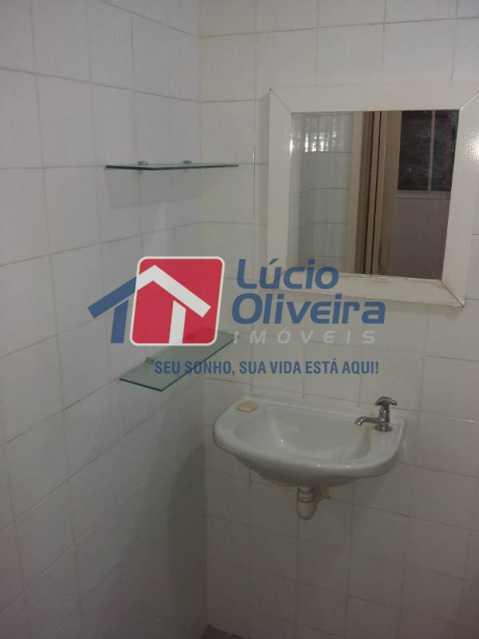 11 banheiro 2 - Apartamento À Venda - Vaz Lobo - Rio de Janeiro - RJ - VPAP21165 - 12