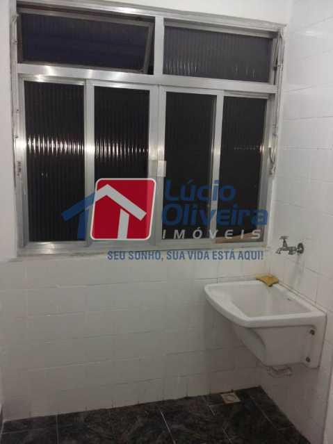 12 banheiro - Apartamento À Venda - Vaz Lobo - Rio de Janeiro - RJ - VPAP21165 - 13