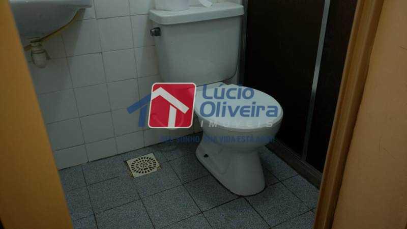 13 banheiro - Apartamento À Venda - Vaz Lobo - Rio de Janeiro - RJ - VPAP21165 - 14