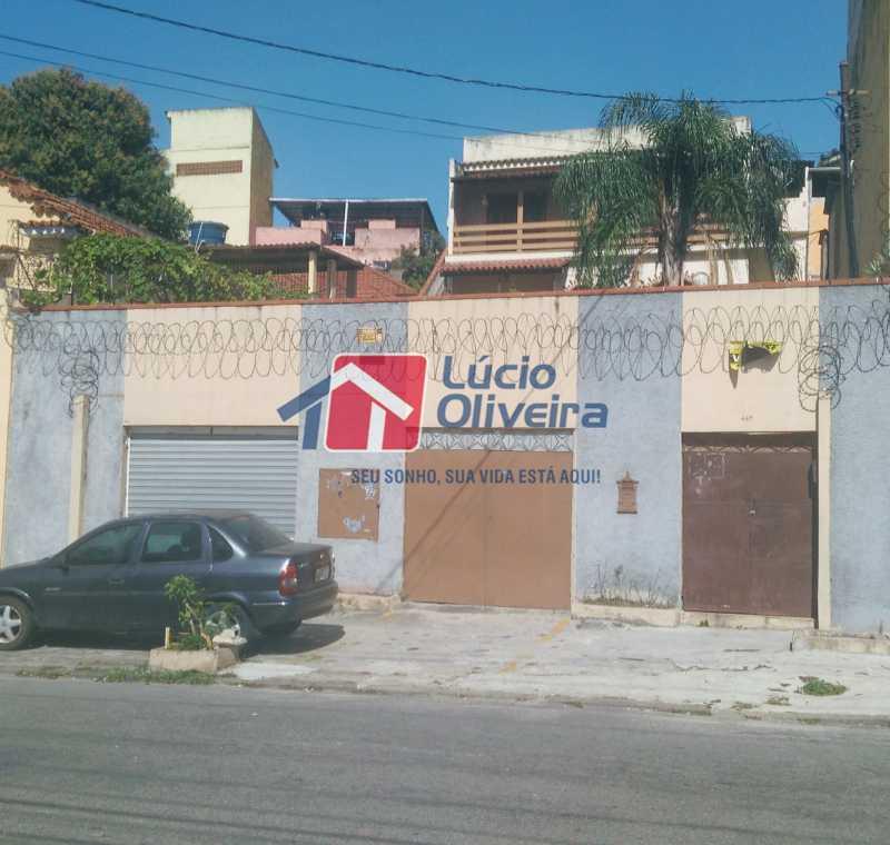 1 Frente imóvel - Casa à venda Rua Paranapanema,Olaria, Rio de Janeiro - R$ 750.000 - VPCA60003 - 1