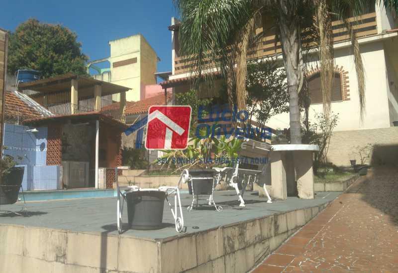 2 Area externa - Casa à venda Rua Paranapanema,Olaria, Rio de Janeiro - R$ 750.000 - VPCA60003 - 3