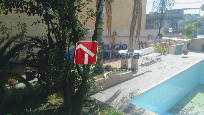 3 Area externa - Casa à venda Rua Paranapanema,Olaria, Rio de Janeiro - R$ 750.000 - VPCA60003 - 4