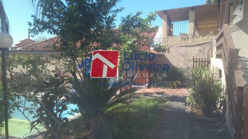 4 Area externa - Casa à venda Rua Paranapanema,Olaria, Rio de Janeiro - R$ 750.000 - VPCA60003 - 5