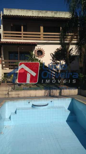 6 Area Externa. - Casa à venda Rua Paranapanema,Olaria, Rio de Janeiro - R$ 750.000 - VPCA60003 - 7