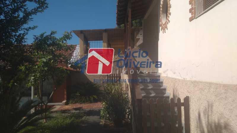7.1 Area externa - Casa à venda Rua Paranapanema,Olaria, Rio de Janeiro - R$ 750.000 - VPCA60003 - 8