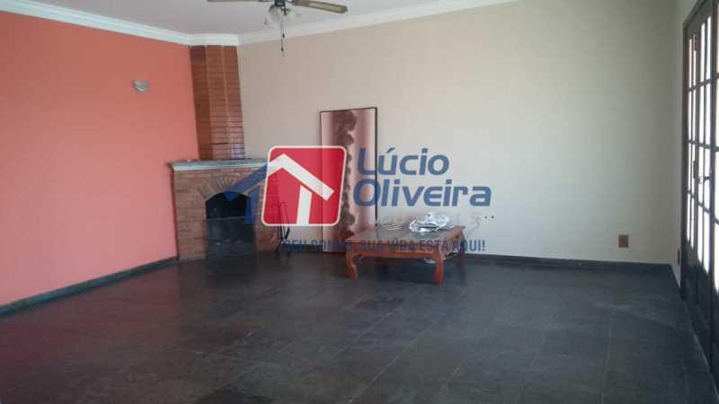 8 Sala. - Casa à venda Rua Paranapanema,Olaria, Rio de Janeiro - R$ 750.000 - VPCA60003 - 11