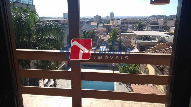 11 Varanda. - Casa à venda Rua Paranapanema,Olaria, Rio de Janeiro - R$ 750.000 - VPCA60003 - 14