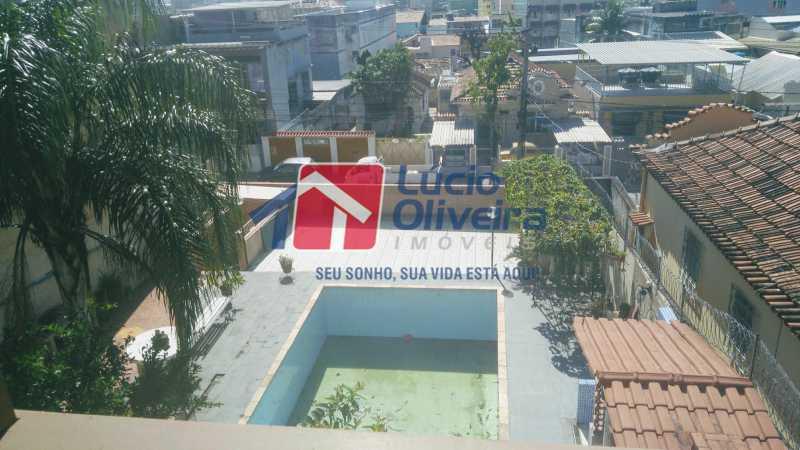 12 Visão da Varanda - Casa à venda Rua Paranapanema,Olaria, Rio de Janeiro - R$ 750.000 - VPCA60003 - 15