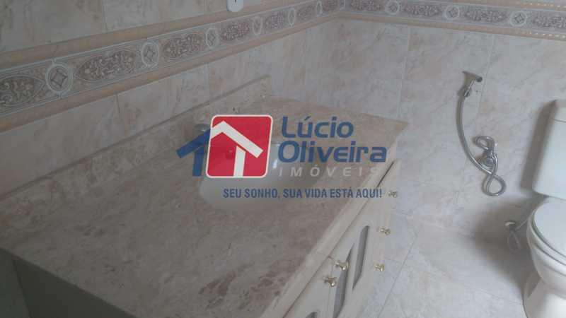 14 Banheiro - Casa à venda Rua Paranapanema,Olaria, Rio de Janeiro - R$ 750.000 - VPCA60003 - 18