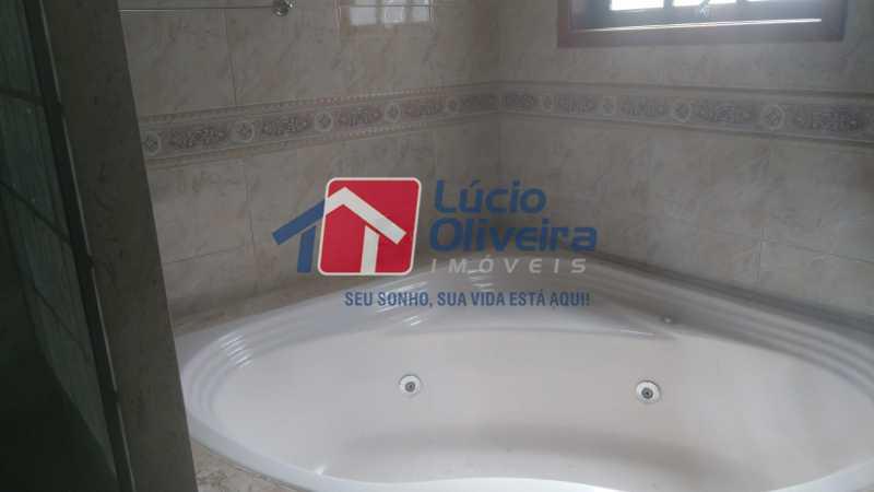 16 Banheiro - Casa à venda Rua Paranapanema,Olaria, Rio de Janeiro - R$ 750.000 - VPCA60003 - 20