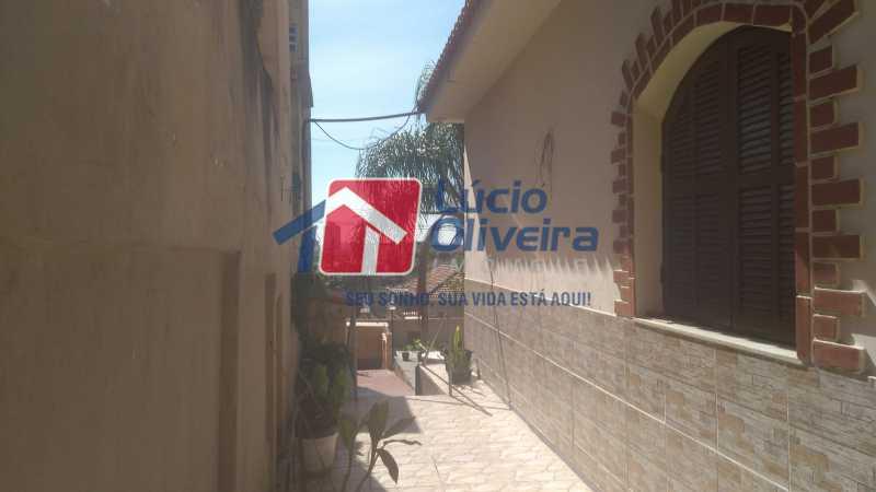 21 Area externa - Casa à venda Rua Paranapanema,Olaria, Rio de Janeiro - R$ 750.000 - VPCA60003 - 23