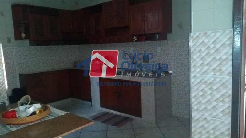 22 Cozinha casa de baixo. - Casa à venda Rua Paranapanema,Olaria, Rio de Janeiro - R$ 750.000 - VPCA60003 - 24