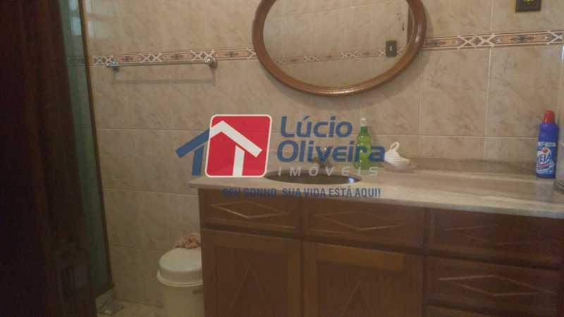 28 Banheiro Suíte  casa de ba - Casa à venda Rua Paranapanema,Olaria, Rio de Janeiro - R$ 750.000 - VPCA60003 - 27