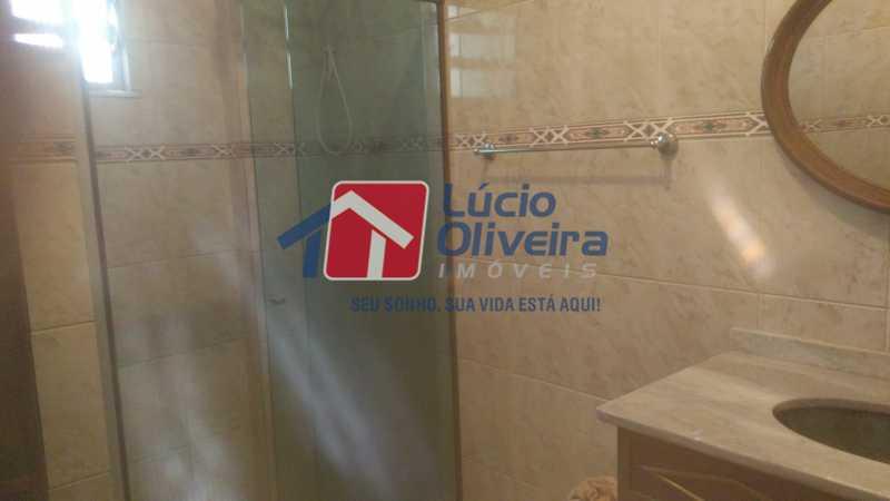 29 Banheiro  casa de baixo - Casa à venda Rua Paranapanema,Olaria, Rio de Janeiro - R$ 750.000 - VPCA60003 - 28