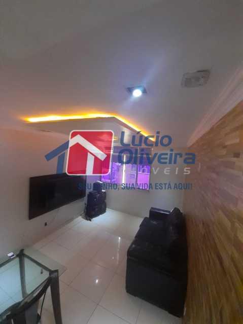 05 - Sala - Apartamento à venda Rua Soldado Teodoro Ribeiro,Vista Alegre, Rio de Janeiro - R$ 335.000 - VPAP21166 - 5