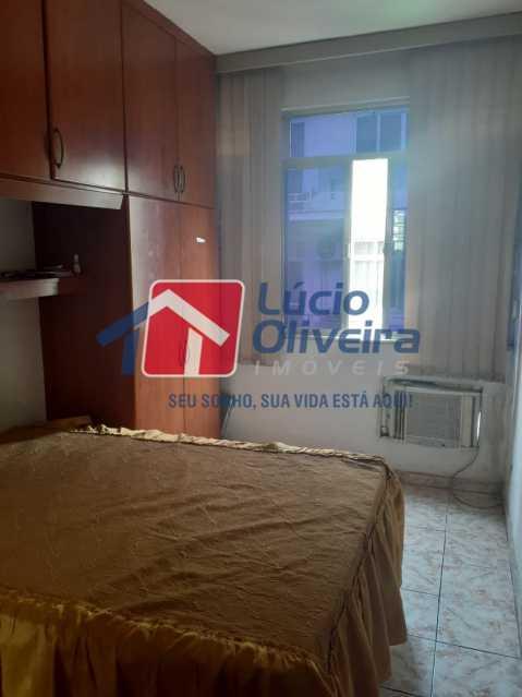 08 - Quarto Casal - Apartamento à venda Rua Soldado Teodoro Ribeiro,Vista Alegre, Rio de Janeiro - R$ 335.000 - VPAP21166 - 8