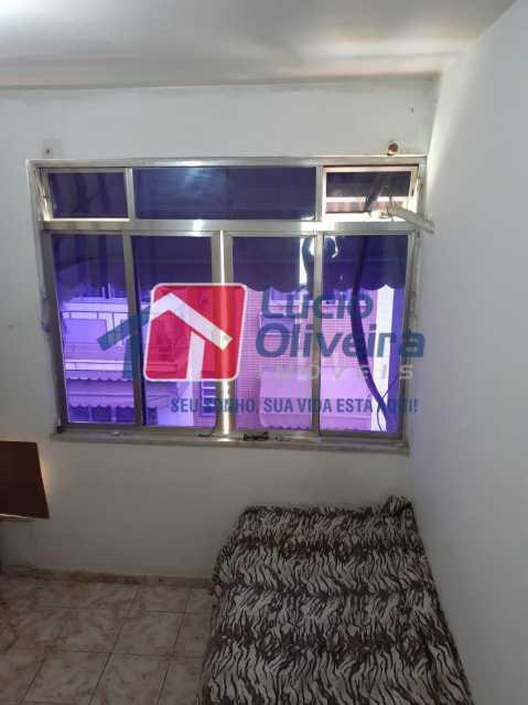 09 - Quarto Solteiro - Apartamento À Venda - Vista Alegre - Rio de Janeiro - RJ - VPAP21166 - 9