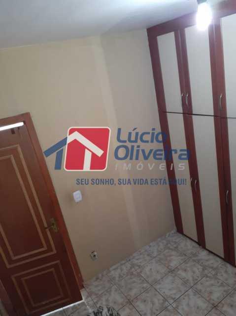 10 - Quarto Solteiro - Apartamento à venda Rua Soldado Teodoro Ribeiro,Vista Alegre, Rio de Janeiro - R$ 335.000 - VPAP21166 - 10