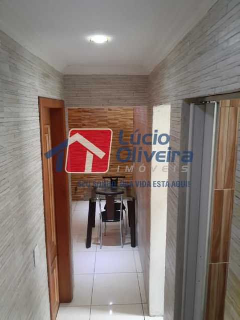 11 - Circulação - Apartamento à venda Rua Soldado Teodoro Ribeiro,Vista Alegre, Rio de Janeiro - R$ 335.000 - VPAP21166 - 11