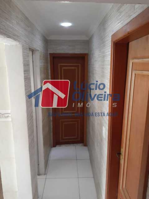 12 - Circulação - Apartamento à venda Rua Soldado Teodoro Ribeiro,Vista Alegre, Rio de Janeiro - R$ 335.000 - VPAP21166 - 12