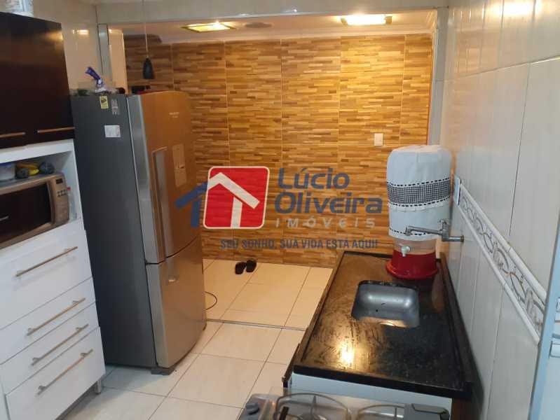 13 - Cozinha - Apartamento À Venda - Vista Alegre - Rio de Janeiro - RJ - VPAP21166 - 13